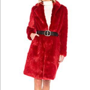 Audrey Red Coat
